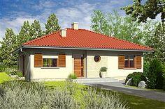 Projekt domu Manuela II Gazebo, Outdoor Structures, Outdoor Decor, House, Home Decor, Homemade Home Decor, Kiosk, Home, Haus