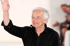 Ralph Lauren is stepping down as CEO of the fashion and home decor empire that he founded nearly 50 years ago.