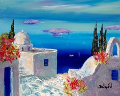 Greece for Ever, Painting, Duaiv