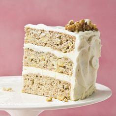 Our Best Layer Cakes: Hummingbird Cake