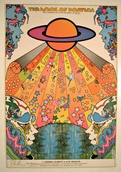 Peter Max Book of Posters