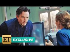 EXCLUSIVE: Watch the Star-Studded Cast of 'Dr. Strange' Break Down Their...