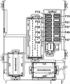 13 alfa romeo mito (2014-2018) fuses ideas   alfa romeo mito, fuse box,  electrical fuse  pinterest