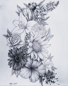 Konto gesperrt - – Blumen Tattoo Designs – Effektive B - Dream Tattoos, Future Tattoos, Body Art Tattoos, Small Tattoos, Tatoos, Upper Leg Tattoos, Rosary Tattoos, Crown Tattoos, Bracelet Tattoos