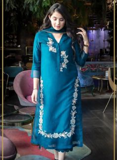 Designer Suits For Wedding, Designer Party Wear Dresses, Kurti Designs Party Wear, Stylish Dress Designs, Stylish Dresses, Simple Dresses, Stylish Outfits, Pakistani Dresses Party, Pakistani Dress Design