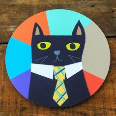 Boss Cat Mouse Pad | Community Post: 16 Crazy Cat Lady Gifts