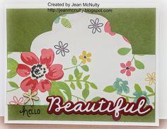 October 2014 Card Club Kit