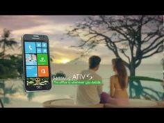 Introducing Samsung ATIV video