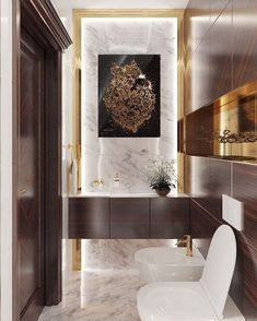 Luxury Bathroom Ideas is enormously important for your home. Whether you choose the Luxury Bathroom Master Baths Log Cabins or Luxury Bathroom Master Baths Glass Doors, you will create the best Master Bathroom Ideas Decor Luxury for your own life. Bad Inspiration, Bathroom Inspiration, Furniture Inspiration, Dream Bathrooms, Small Bathroom, Luxury Bathrooms, Bathroom Ideas, Bathroom Black, Wood Bathroom