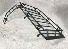 EXPEDITION-II Roof Rack+ladder for Jeep XJ MEX