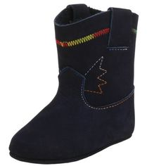 Kid Express Infant/Toddler Cowpoke Bootie Kid Express. $32.99. Made in Mexico. Adjustable snow collar. Leather sole. leather