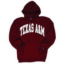 Texas A&M Aggies Champion Hoodie