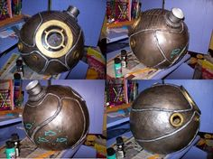 Tutorial: Big Sister Helmet - BioShock 2