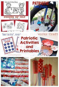 Patriotic Kids Activ