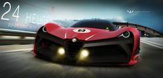 Alfa Romeo Le Mans - Competizione by wizzoo7