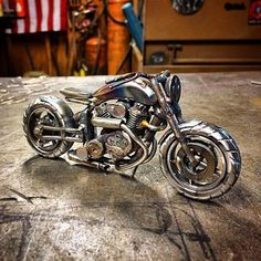 welded bike