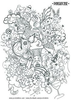 Image Result For Alien Printable Adult Coloring Pages