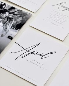 Modern and elegant minimalist wedding invitation suite weddinginvitationinspiration Minimalist Wedding Invitations, Beach Wedding Invitations, Wedding Invitation Wording, Wedding Stationary, Invites, Event Invitations, Wedding Invitations Elegant Modern, Modern Invitations, Minimalist Invitation