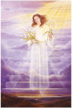 Angel of Purity  © Hans Georg Leiendecker