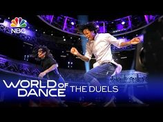 World of Dance 2017 - Les Twins: The Duels (Full Performance) - YouTube