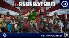 Blockstorm - HD Gameplay Trailer