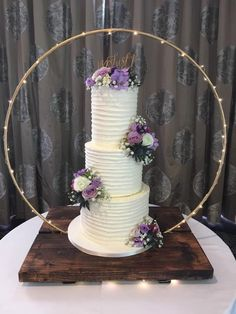 Excited to share this item from my shop: Cake Hoop Stand, Hoop and base sold separately - made with reclaimed recycled rustic timber. Ideal for Weddings and Celebrations. Wedding Cake Display, 3 Tier Wedding Cakes, Wedding Cake Prices, Amazing Wedding Cakes, Art Deco Wedding, Rustic Wedding, Chandelier Cake, Chandelier Wedding, Cake Sizes
