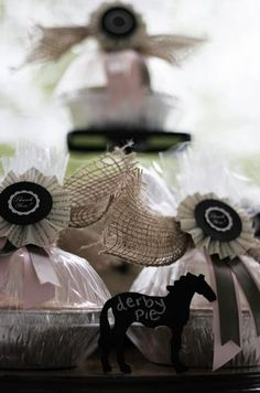Hostess with the Mostess® - Kate's 2nd Birthday - A Kentucky Derby Party