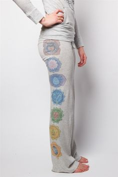 Third eye threads - i want these chakra pants
