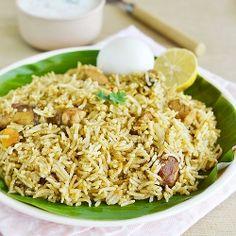 Chicken Biryani Recipe - Aromatic and Flavorful #foodgawker