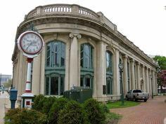 Milwaukee County Historical Society with Clock by puroticorico, via Flickr
