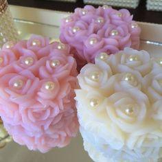 Sabonete provençal. 😍😍😍 #sabonete #casacheirosa #pérolas #rosas #rosa #presente