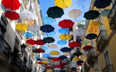 I love a good umbrella, despite living in seattle.