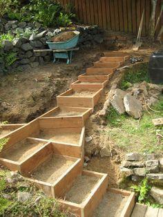 Gartenmauer - planen, bauen und Tipps