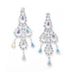 Prom earrings