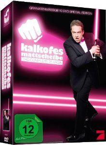 Kalkofes Mattscheibe - The Complete ProSieben Saga Special Edition 10 DVDs: Amazon.de: Oliver Kalkofe: Filme & TV
