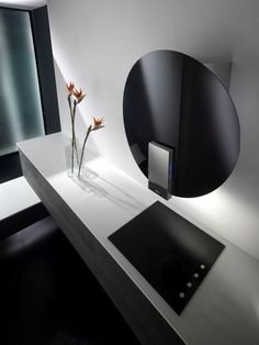 Stunning Statement Cooker Hoods by Elica