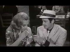 La Chasse à l'homme 1964 Film Dramatique en noir et blanc.