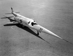 Douglas X-3 Stiletto, 1954