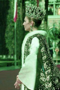 Farah Diba - Former empress of Iran
