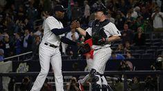 Yankees barren en serie de 4 juegos a los Angels.