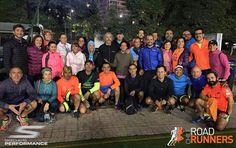Excelente entrenamiento con #MajuPM y #Triatletas en semana en que cumplimos 4 años