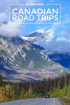 Ready to hit the road and travel across Canada? Here are 11 Great Canadian Road Trips to add to your summer bucket list. Do one or do them all, and take in some of the diverse landscapes and destinations in Canada. Quebec, Vancouver, Road Trip Usa, British Columbia, Cross Canada Road Trip, Tumblr Ocean, Cool Places To Visit, Places To Go, Montreal