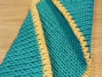 Double Bed Bind Off Tutorial For Machine - Single Bed | Machine Knitting Tutorial