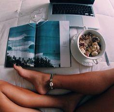 summer mornings //