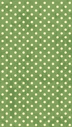 iPhone 5 Wallpaper Green Pattern 05