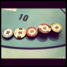 lyceifey (Instagram) vous présente les jetons du Winamax Poker Tour. #poker #Winamax