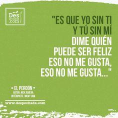 Ingresa a www.depechada.com #roladespechada y sube esa canción de despecho que no puedes dejar de escuchar.