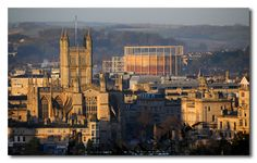 The contrasts of Bath