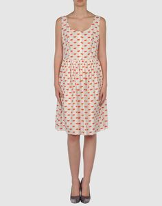 seriously contemplating this lippy prada dress...