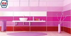 pink bathroom water based coatings for glass